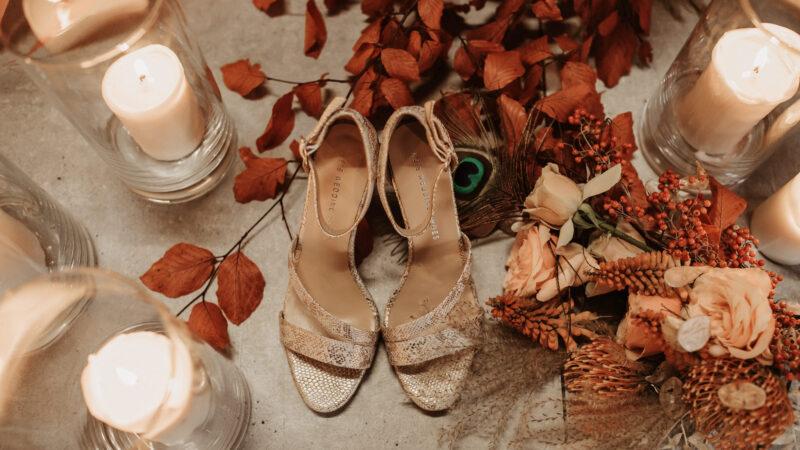 Jak wybrać ślubne buty?