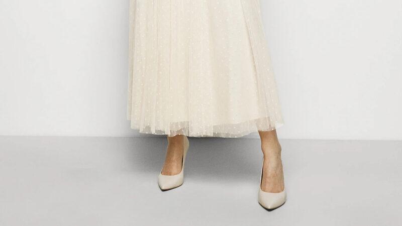 Suknia ślubna z sieciówki?